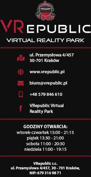 VRepublic eventy kontakt Kraków