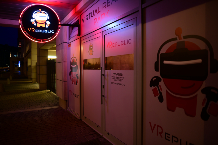 Virtual Reality Park 1