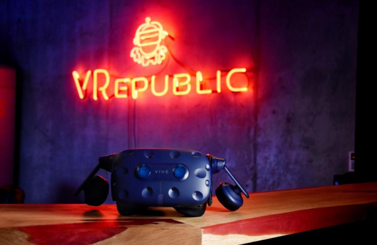 Virtual Reality Park 3