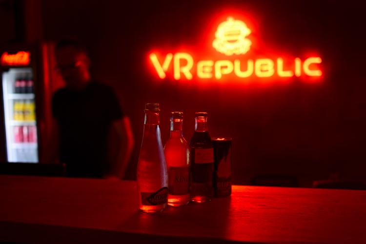 Virtual Reality Park 8