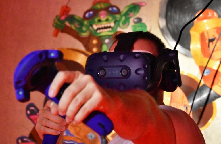 Virtual Reality Park 12