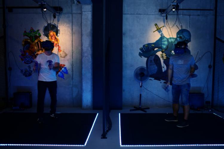 Virtual Reality Park 13