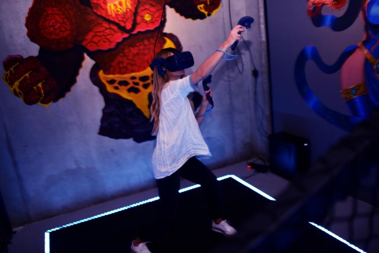 Virtual Reality Park 14