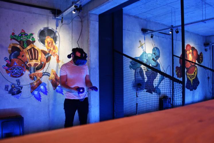 Virtual Reality Park 15