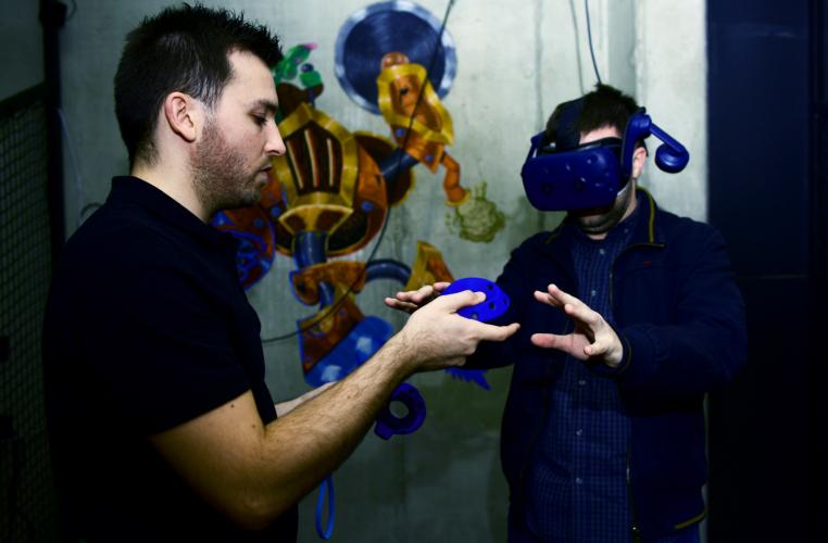 Virtual Reality Park 22