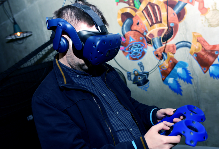 Virtual Reality Park 23