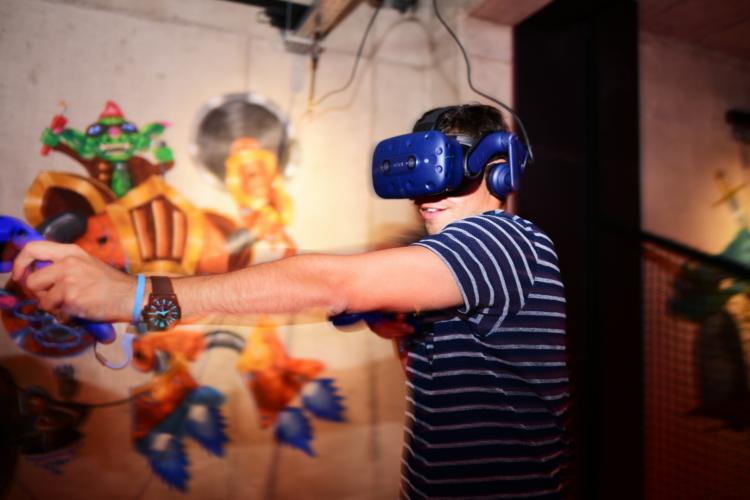 Virtual Reality Park 24