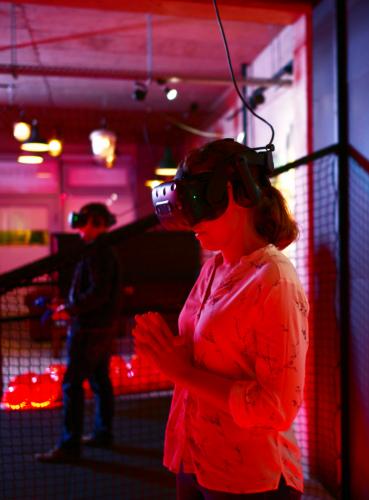 Virtual Reality Park 26