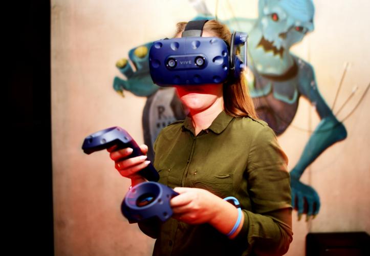 Virtual Reality Park 33