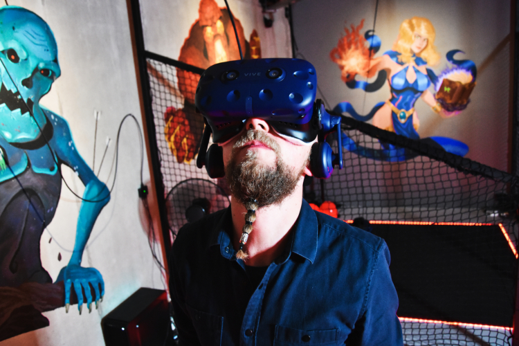 Virtual Reality Park 43