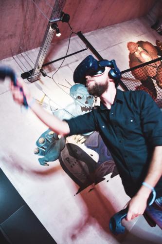 Virtual Reality Park 44