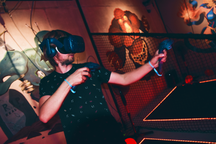 Virtual Reality Park 45