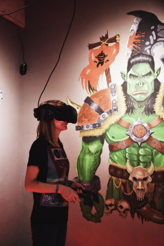 Virtual Reality Park 46
