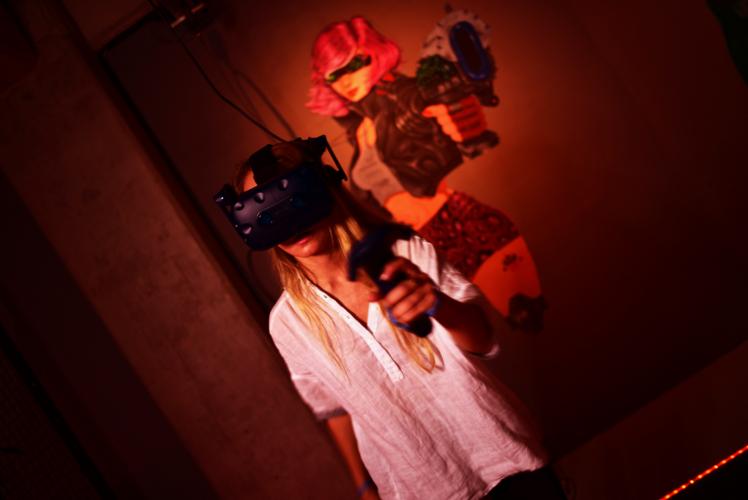 Virtual Reality Park 11