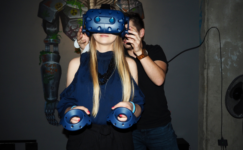 Virtual Reality Park 50