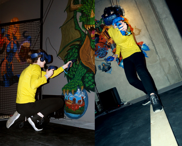 Virtual Reality Park 51