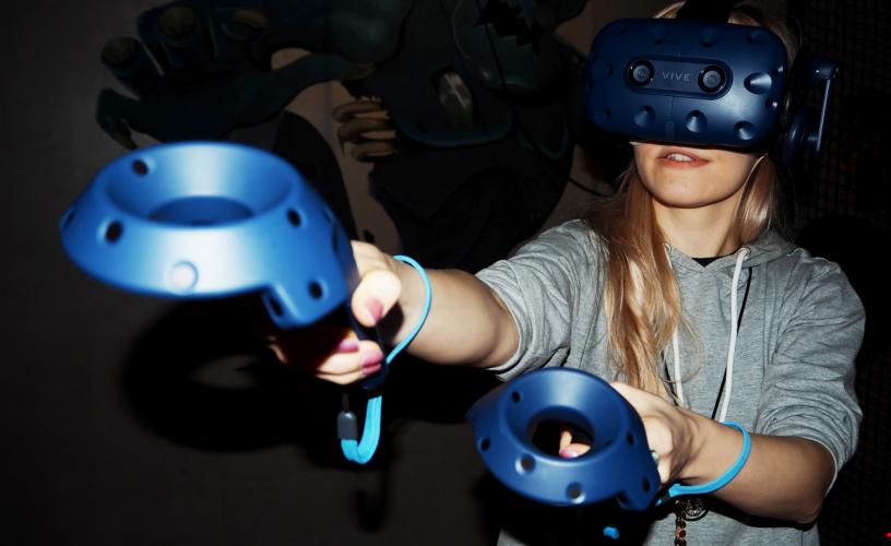 Virtual Reality Park 54