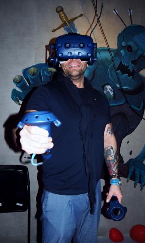 Virtual Reality Park 55