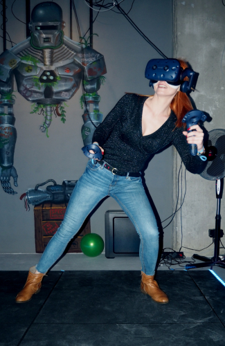 Virtual Reality Park 58
