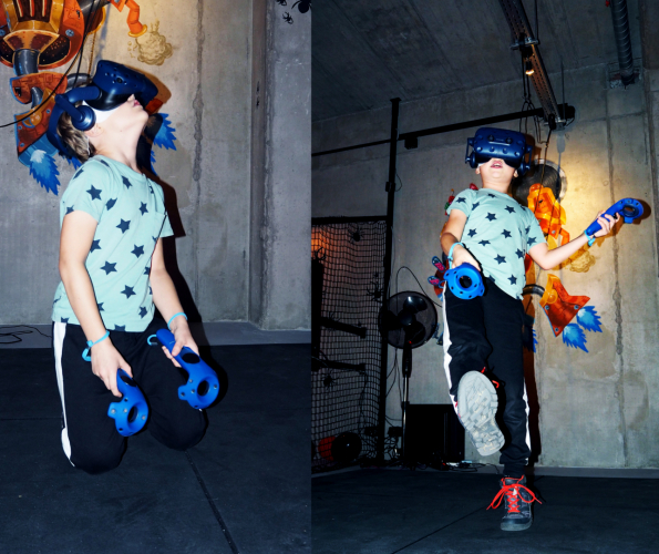 Virtual Reality Park 62