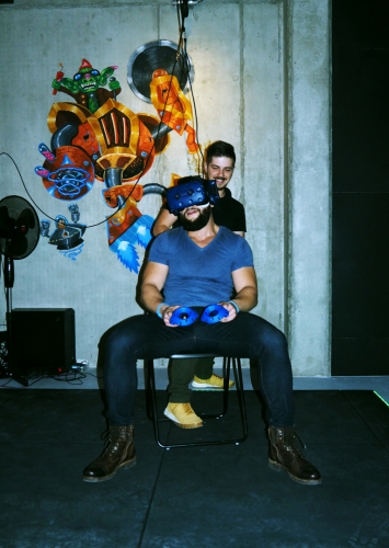 Virtual Reality Park 63