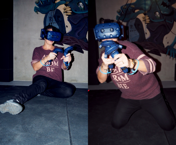 Virtual Reality Park 64