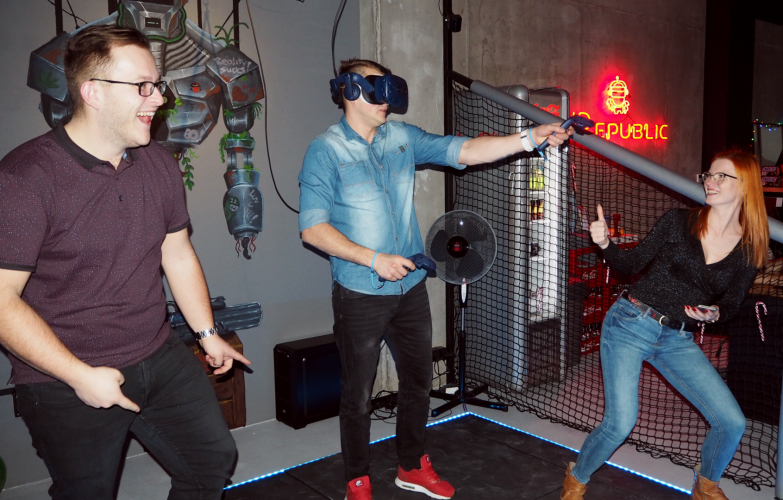 Virtual Reality Park 70
