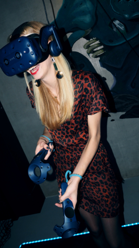 Virtual Reality Park 71