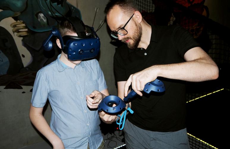Virtual Reality Park 73