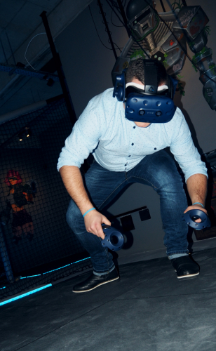 Virtual Reality Park 75