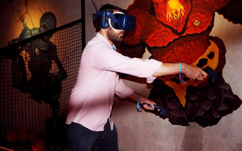 Virtual Reality Park 81