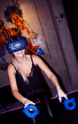 Virtual Reality Park 84
