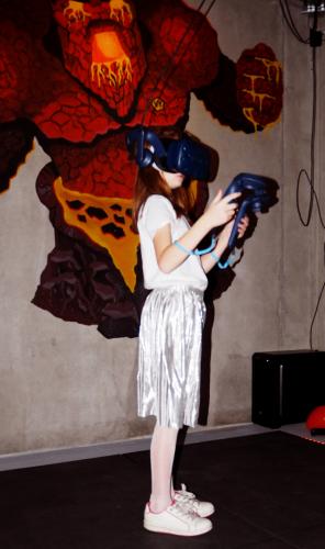 Virtual Reality Park 86