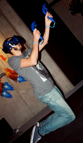 Virtual Reality Park 88