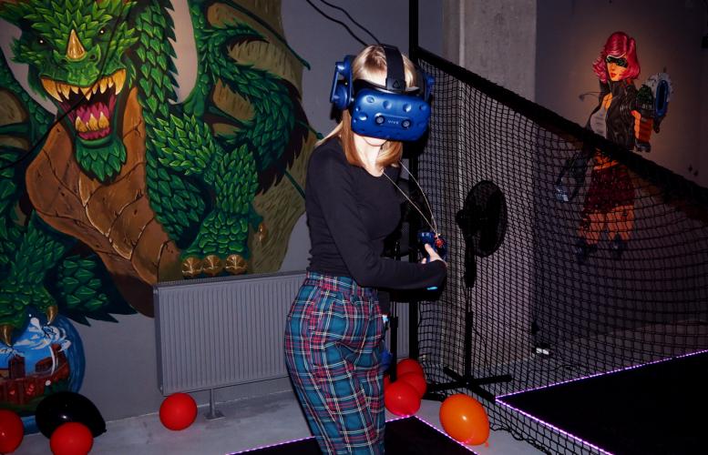 Virtual Reality Park 89