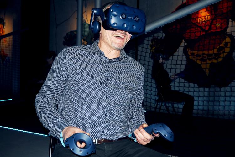 Virtual Reality Park 91