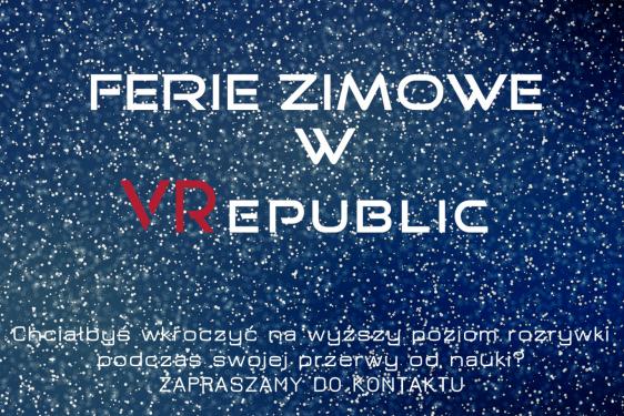 VR Kraków Park Wirtualnej Rzeczywistości