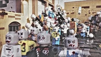 Kwadratowe zombie nadciągają!